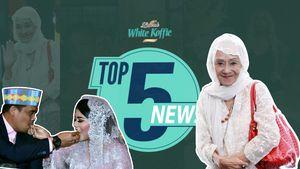 Top 5 News: Setnov Mulus Saat Diperiksa KPK, Kahiyang Bermarga Boru Siregar