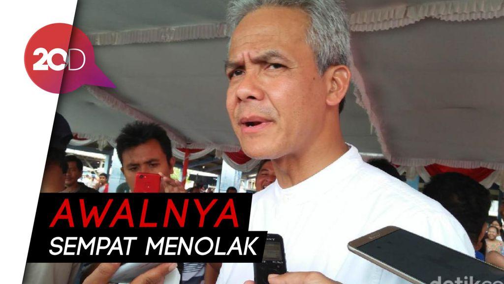 Nazaruddin Mengaku Lihat Ganjar Terima Duit e-KTP