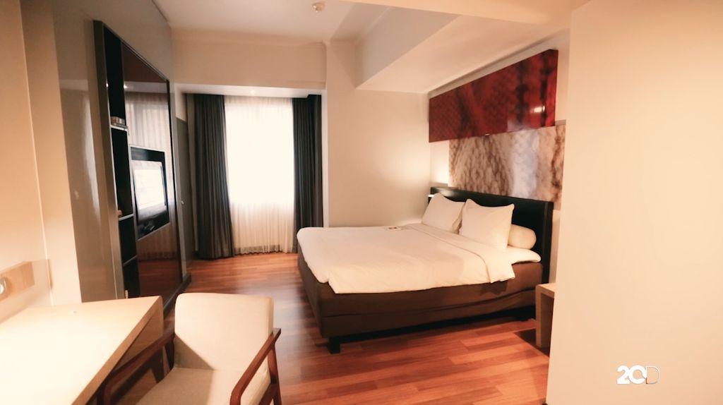 Selain Nyaman untuk Bermalam, Hotel Ini Juga Strategis