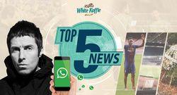 Top 5 News: Liam Gallagher Tiba di Jakarta, WA Kembangkan Fitur Depak Admin Grup