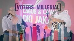Voters Millenial Bicara Soal Anies-Sandiaga