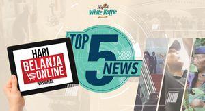 Top 5 News: Tips Cerdas Belanja di Harbolnas, Jeritan Korban Banjir Jakarta