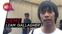 Rian dMasiv Rela Batalkan Manggung Demi Liam Gallagher