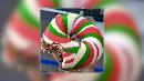 Uniknya Bagel Warna Warni Bernuansa Natal