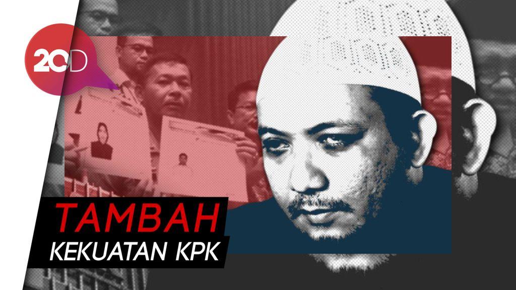 KPK Koordinasi dengan Polri Sambut Kepulangan Novel