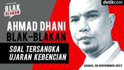 Teaser Blak-Blakan Ahmad Dhani