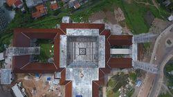 Menanti Kemegahan Masjid Raya Jakarta