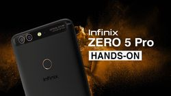 Hands On Infinix Zero 5 Pro yang Memamerkan Kamera Ganda