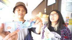Wih! Rupiah Juga Laku di Tebedu Malaysia