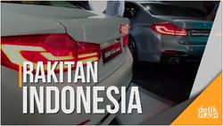 All-New BMW 5 Series Tampil Perdana di Indonesia