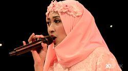 50 Besar Sunsilk Hijab Hunt 2017 - Riska Nurmala