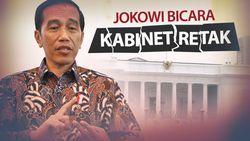 Cerita Jokowi Soal Hubungannya dengan JK