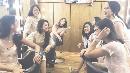 Chacha Frederica Kaget Girls Squad Disebut Geng Sosialita