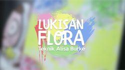 Melukis dengan Spons ala Alisa Burke