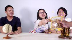 Unboxing Oleh-oleh: Kacang Disko Bali