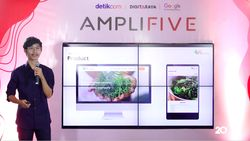 Amplifive Is Back, Uji Konsep Start Up mu Disini