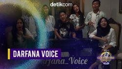 Cover Song: Kasmaran dan Dekat di Hati-RAN by Darfana Voice