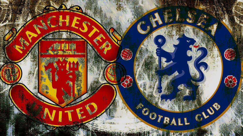 Suara-suara Big Match MU Vs Chelsea