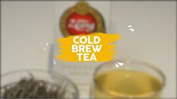 Tips Membuat Cold Brew Tea