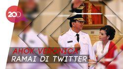 Isu Ahok Gugat Cerai Veronica Tan Jadi Trending di Twitter