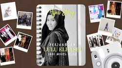 Hijab Story: Perjuangan Lulu Elhasbu Sebagai Model Berhijab