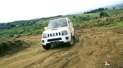 Off-Road Bareng SUV Legendaris Suzuki