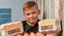 Keren! Bocah 8 Tahun Jadi Jutawan karena Jualan Telur Ayam