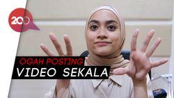 Alasan Ayudia Bing Slamet Ogah Posting Video Anak di Instagram