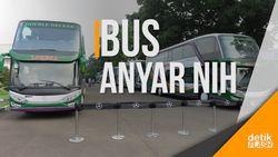Bus Tingkat untuk Mudik dari Lorena