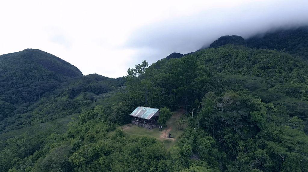 Mission Lodge, Tempat Melihat Seychelles dari Ketinggian