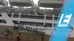 Serunya Berlayar dengan Kapal KM Kelud