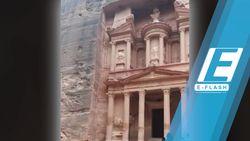 Wisata Religi ke Petra Yordania