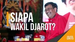 Sah! PDIP Usung Djarot Jadi Bacagub Sumatera Utara