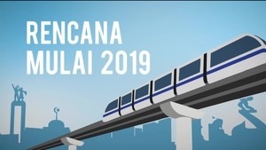Obsesi Ratu Prabu Bangun LRT 400 Km di Jakarta, Ini Nih Rutenya