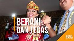 Melihat Paras Cantik Cagub Kalimantan Barat Usungan PDIP