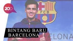 Bergabung di Barca, Coutinho: Saya Sangat Bahagia!