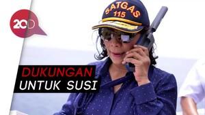 Ramai-ramai Dukung Menteri Susi Lanjutkan Penenggelaman Kapal