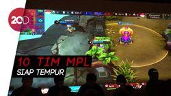 Liga Mobile Legends Umumkan 10 Peserta Tim MPL