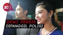 Dewi Persik Dipanggil Polisi Terkait Terobos Jalur TransJakarta
