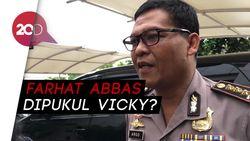 Kata Pihak Kepolisian soal Farhat Abbas Laporkan Vicky Prasetyo