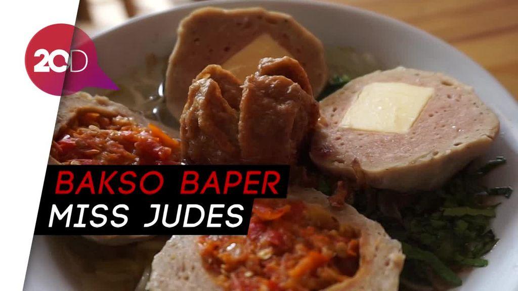 Makan Bakso Ini Bisa Bikin Baper dan Judes?
