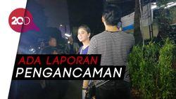 Suami Dewi Persik Ancam Petugas TransJakarta?