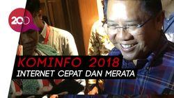 Kominfo Beberkan Target di Tahun 2018
