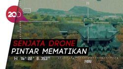 Mengerikan! Drone Ini Senjata Masa Depan Super Canggih dan Mematikan