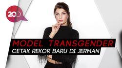 Wow! Model Transgender Ini Jadi Cover Majalah Playboy Jerman