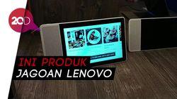 Lenovo Unjuk Gigi Produk Terbarunya di CES 2018