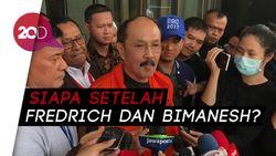 Pakai Rompi Oranye, Fredrich Yunadi Resmi Ditahan KPK