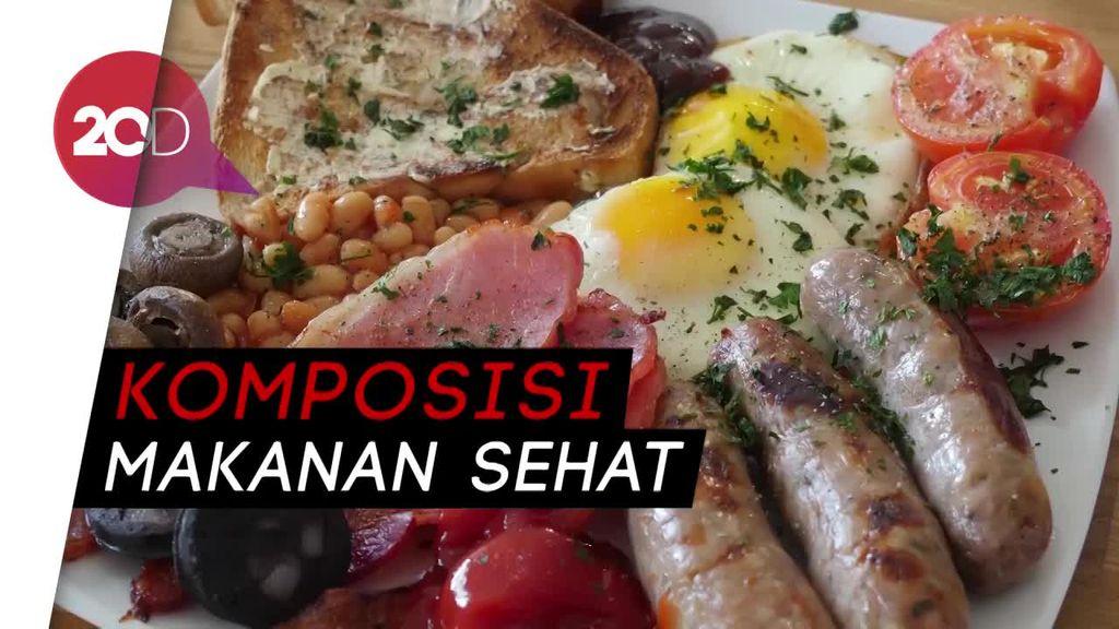 Bumil yang Makan Full English Breakfast Bisa Bikin Bayi Cerdas