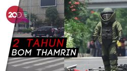 Karangan Bunga dan Memori Bom Thamrin