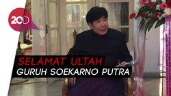 Ucapan Ultah dari Para Musisi untuk Guruh Soekarno Putra
